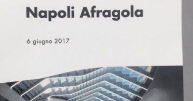 Inaugurazione stazione della TAV di Napoli Afragola di Zaha Hadid.